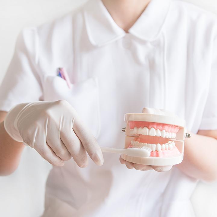 「歯科衛生士」の仕事内容